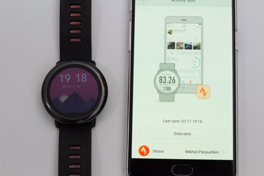 Обновленное приложение «часы» на смартфоне xiaomi.