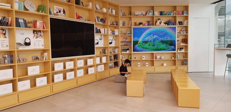 كيفية تداول الهواتف الذكية في شنغهاي. قم بزيارة المتجر الرئيسي لشركة Huawei 22