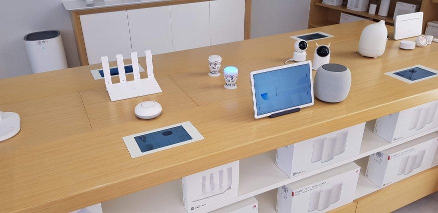 كيفية تداول الهواتف الذكية في شنغهاي. قم بزيارة المتجر الرئيسي لشركة Huawei 14