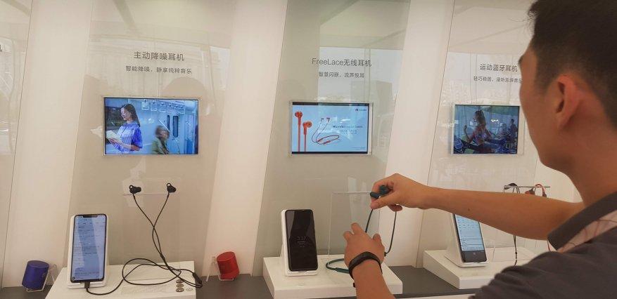 كيفية تداول الهواتف الذكية في شنغهاي. قم بزيارة المتجر الرئيسي لشركة Huawei 13