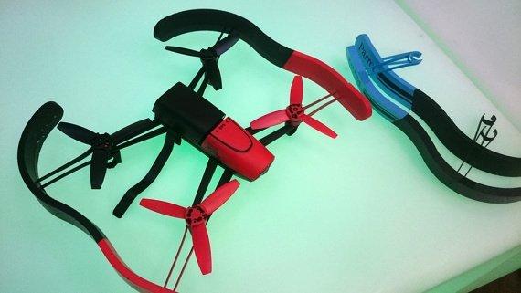 Parrot Bebop Drone (AR.Drone 3.0)
