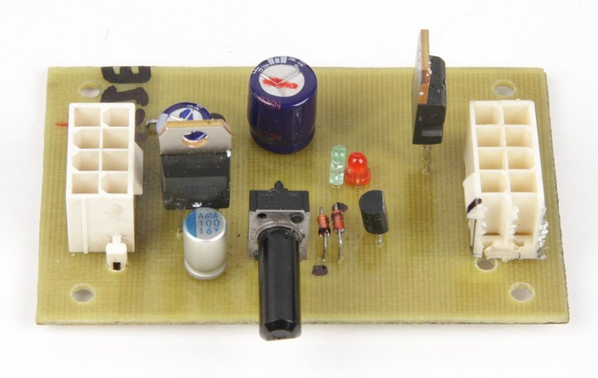 Питаются компрессор и свеча