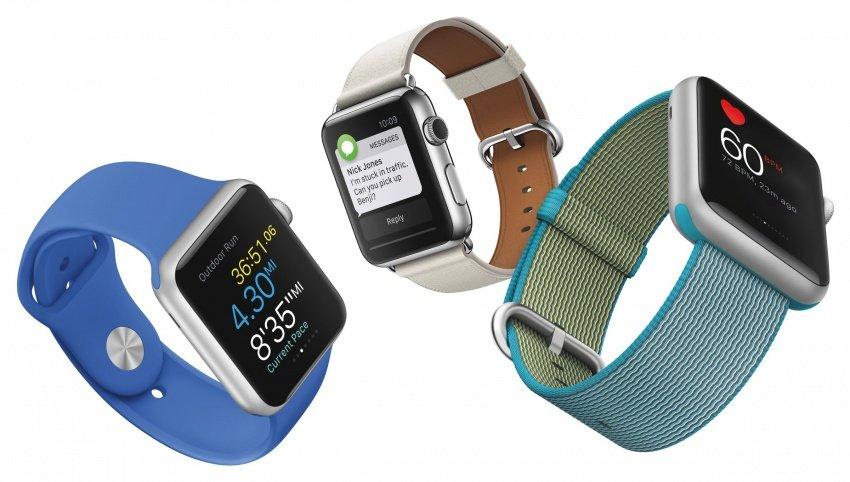 b385577884be Новые ремешки Apple Watch, а также почему надо выбирать ремешки в ...