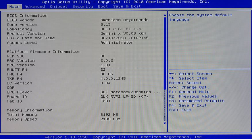 Обзор мини-ПК Beelink Gemini X (X55) с 8 Гбайт ОЗУ и