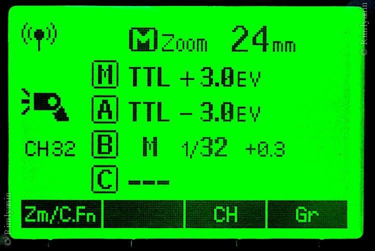 Вспышка Godox TT685N for Nikon