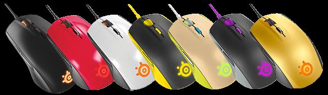Ebay: SteelSeries Rival 100. Обзор бюджетной геймерской мыши