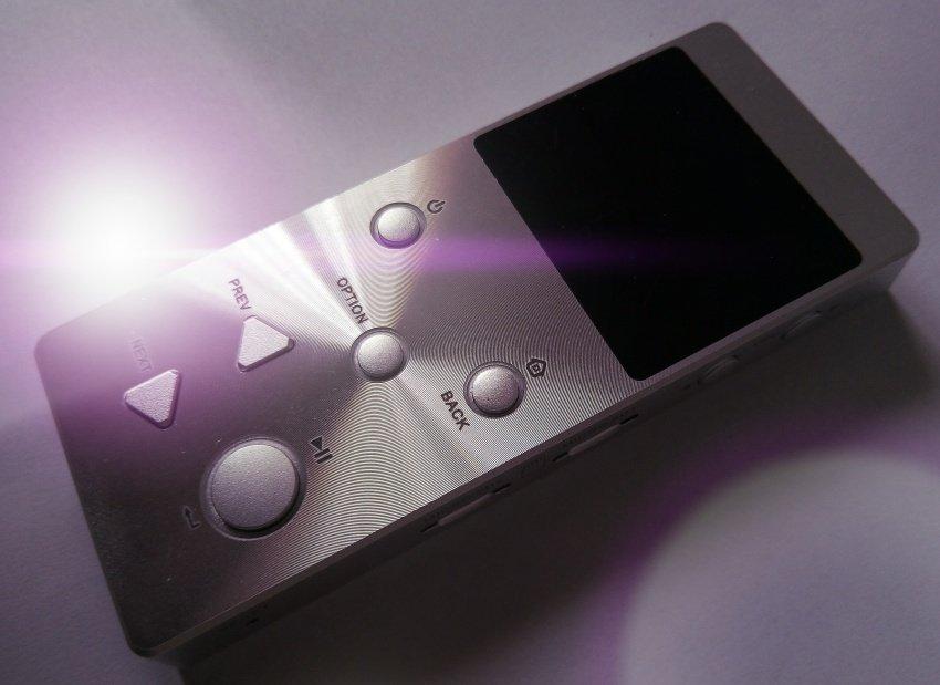 Banggood: Бюджетный Hi-Fi плеер Xduoo X3. Сбалансированный игрок.