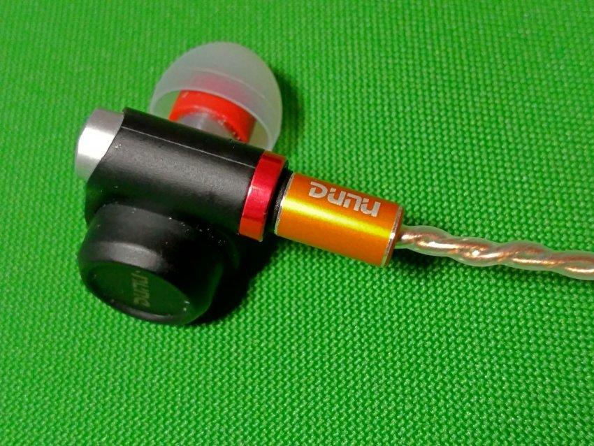 Магазины Китая: Dunu GZ-OCC2701. Отличный кастомный кабель для наушников Dunu DN-2002
