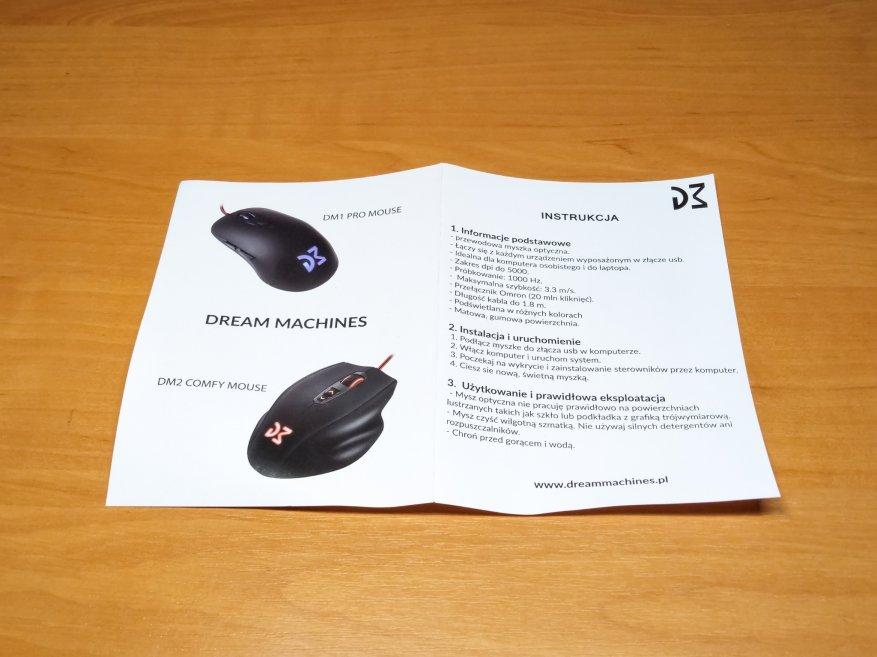 Магазины Европы: Обзор и тестирование игровой мыши Dream Machines DM2 Comfy