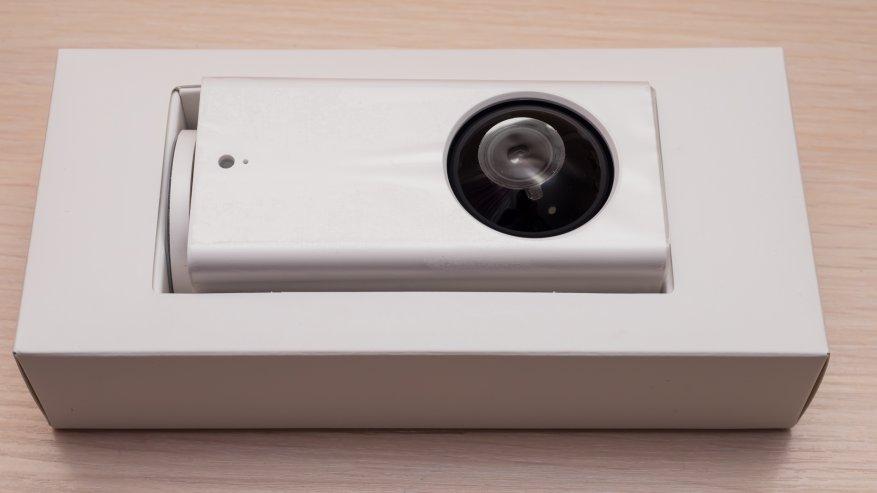 Обзор IP камеры Xiaomi Dafang 1080P / Kvazis House / iXBT Live