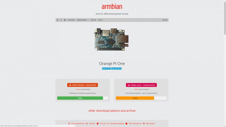 Orange Pi One - установка Domoticz сервера с нуля / Бытовая