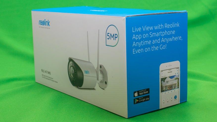 Super HD камера видеонаблюдения Reolink - RLC-411WS