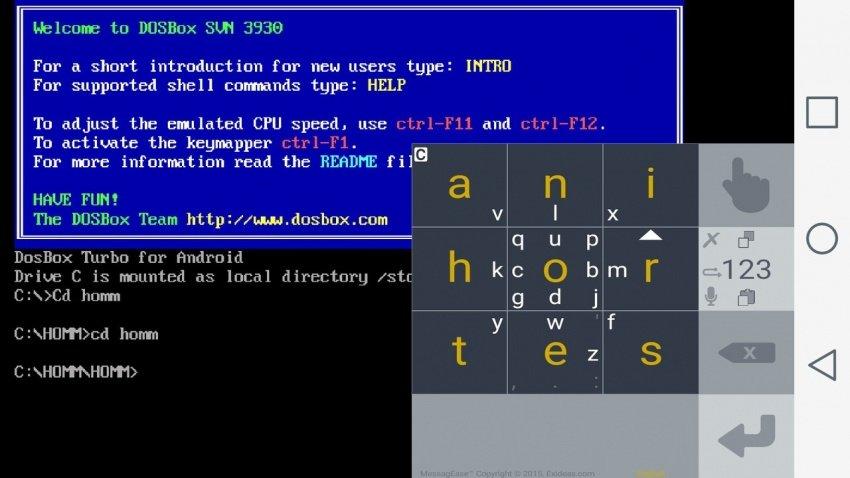 Как запустить старые игры под DOS через DosBox  Лучший эмулятор
