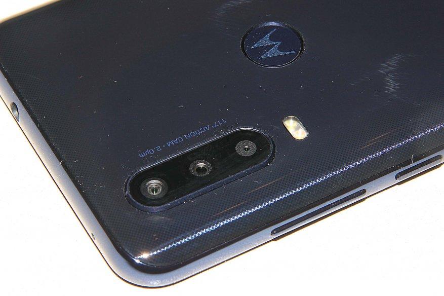 موتورولا وان أكشن: هاتف ذكي بكاميرا الحركة 6