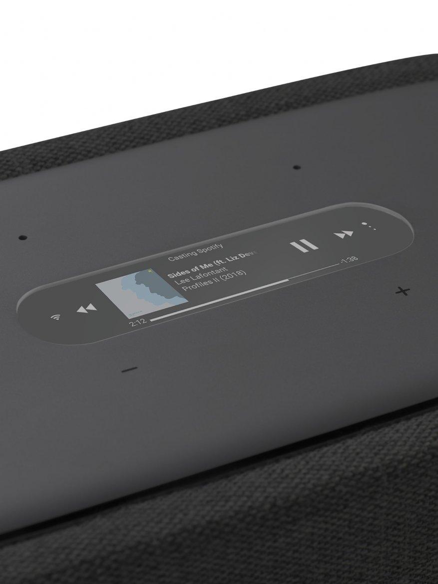 Harman Kardon Citation Audio seriyası: Stil, müxtəliflik, yaxşı səs və əlavə etmək üçün Google Home 9