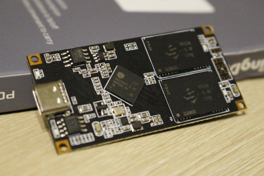Обзор и тест KingDian P10 - портативного миниатюрного SSD