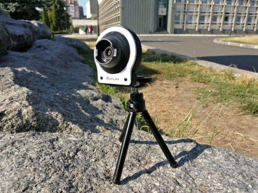 Aliexpress: Обзор защищенной модульной камеры Casio Exilim EX-FR10