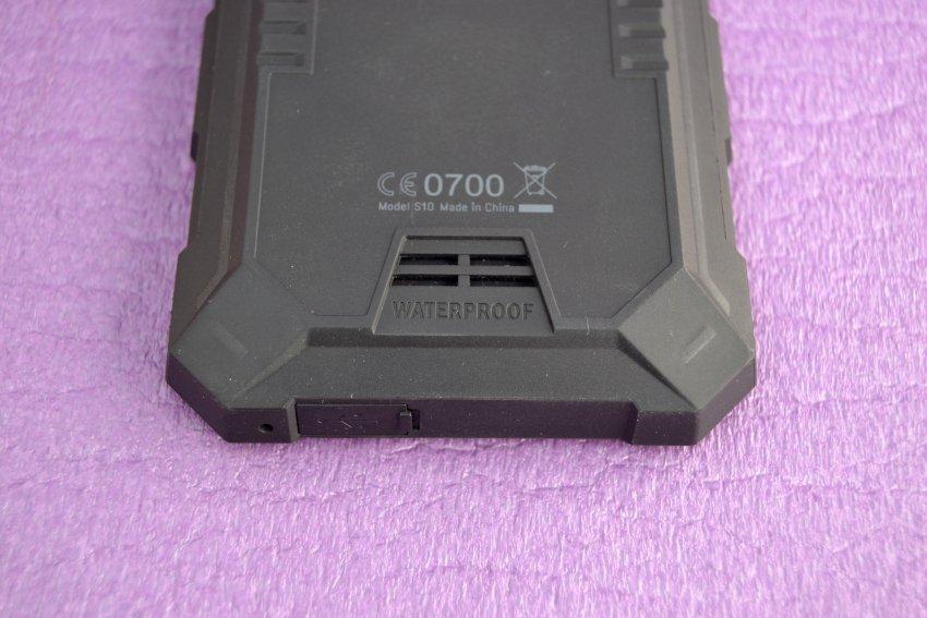 JD.com: Nomu S10 - недорогой защищенный смартфон: полный обзор