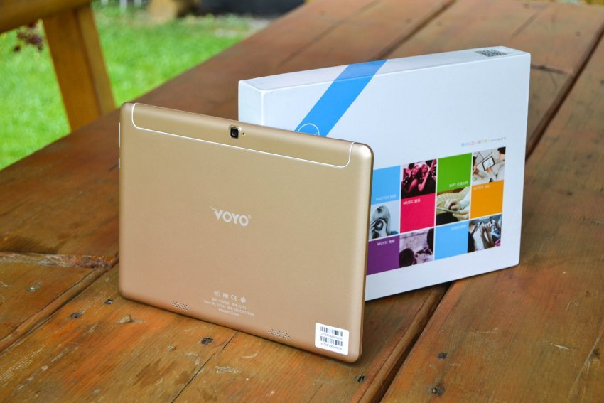 GearBest: Voyo Q101 - доступный планшет с 10 экраном и поддержкой 4G сетей