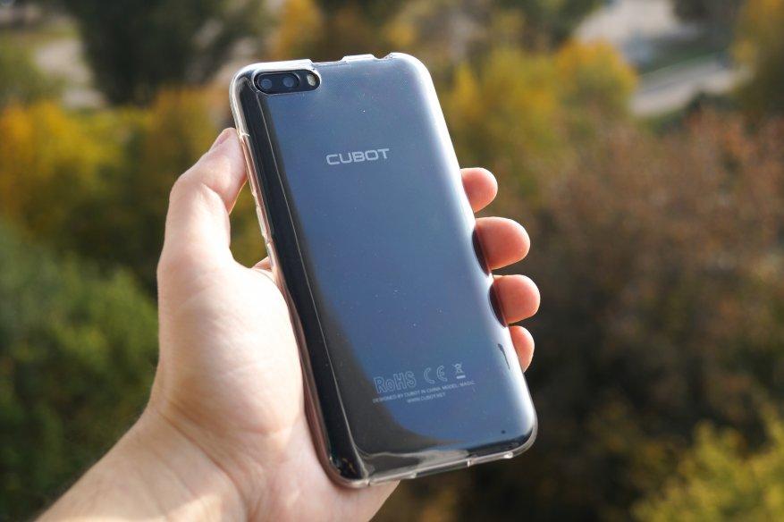 GearBest: Обзор смартфона Cubot Magic: недорогой, красивый, увеличивает грудь