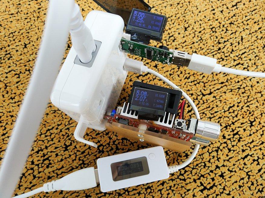 AliExpress: Chuwi Hi-Dock W100 - зарядное устройство на 4 порта с поддержкой Quick Charge 3.0