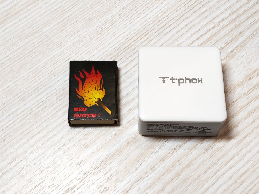AliExpress: Тестируем T-Phox 30W: PD (Power Delivery) зарядное для MacBook, IPad, Iphone и Android девайсов