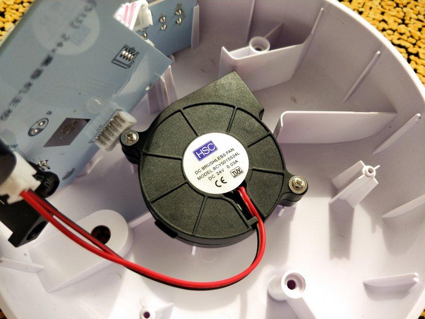 Phlanp - увлажнитель воздуха аромадиффузор