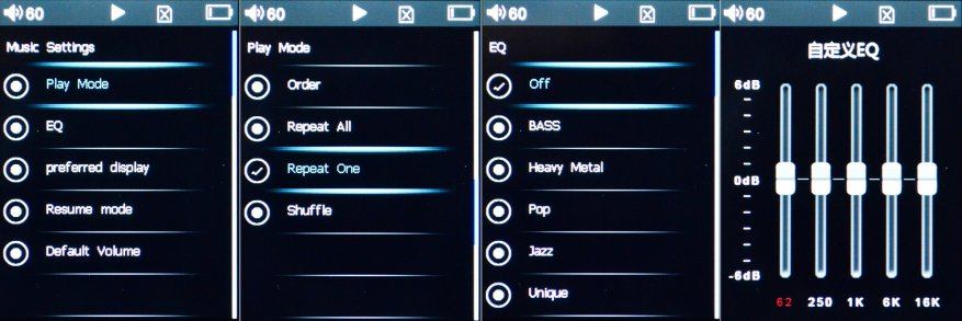 XDuoo NANO D3 обзор - HiFi аудиоплеер RockChip RKNanoD