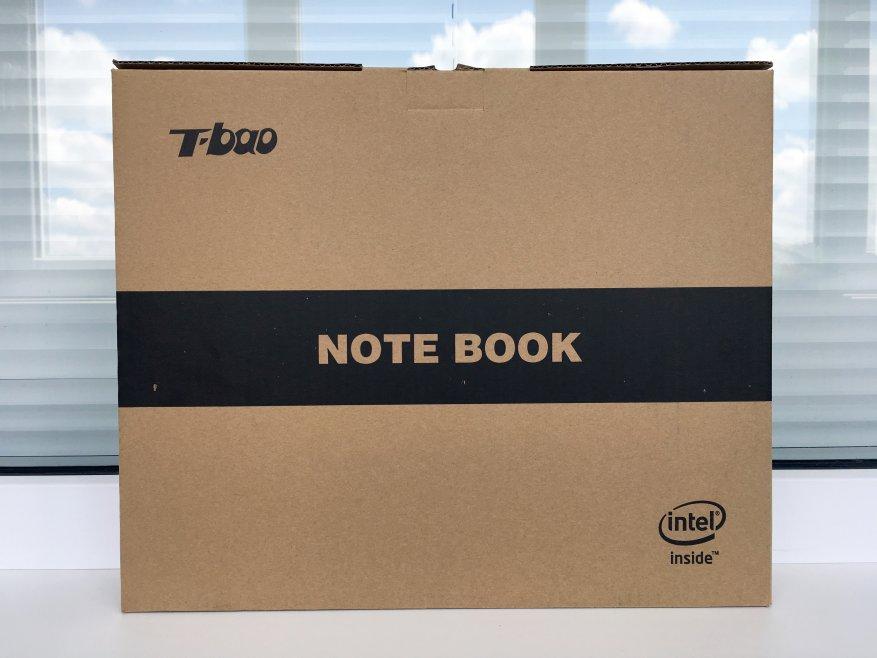 T-bao Tbook X8S Pro обзор ноутбука