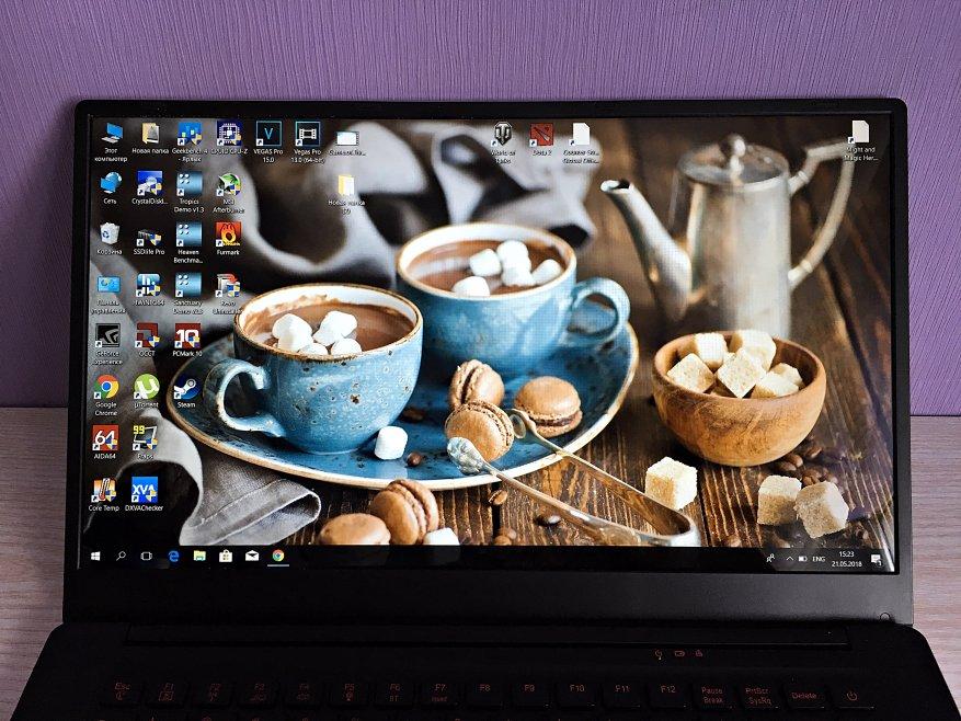GearBest: Обзор T-bao Tbook X8S Pro - недорогой ноутбук с дискретной видеокартой для учебы, работы и развлечений