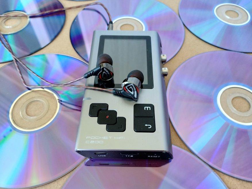 TomTop: Обзор HiFi плеера Colorfly C200: аудионаркотик для меломана
