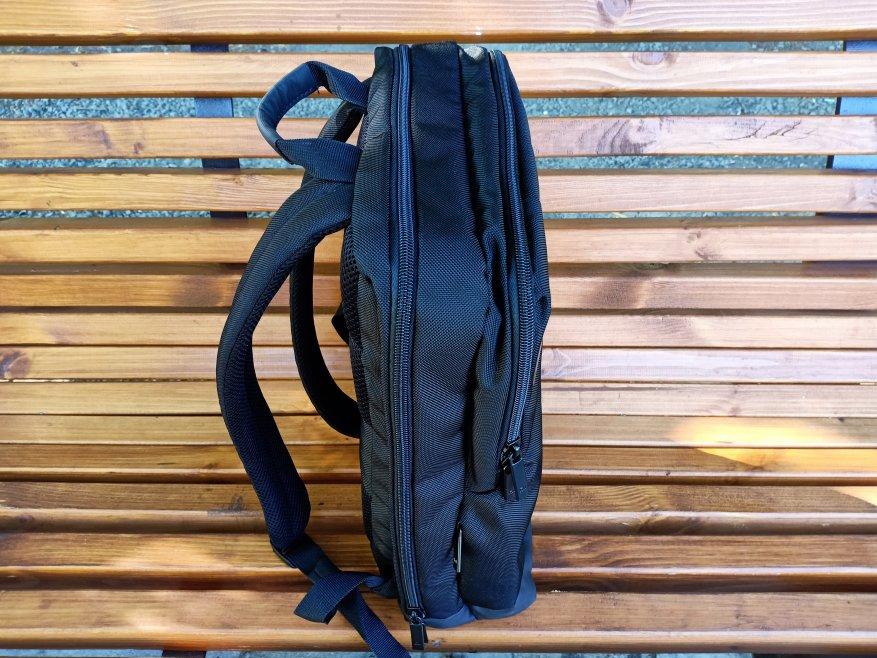 DD4: Обзор рюкзака для для 15 ноутбука и не только - Xiaomi Classic Business Backpack