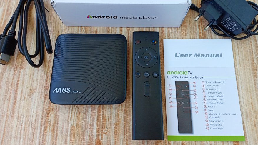 Lightinthebox: Mecool M8S PRO L обзор приставки с голосовым управлением на Android TV