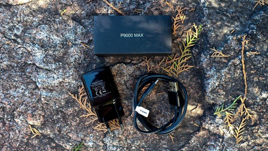 Poptel 9000 MAX: бронефон с защитой IP68