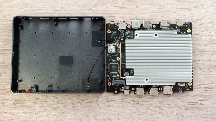 Alfawise T1 обзор. Бесшумный компьютер Intel N4100