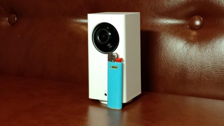 DD4: Xiaomi Dafang 1080P: поворотная smart IP-камера из экосистемы MiHome