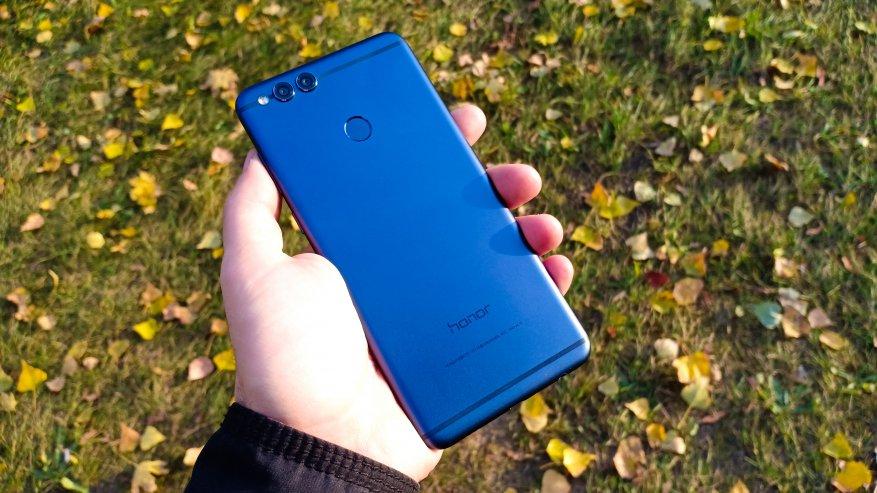 TomTop: Huawei Honor 7X: отличный смартфон без вреда кошельку