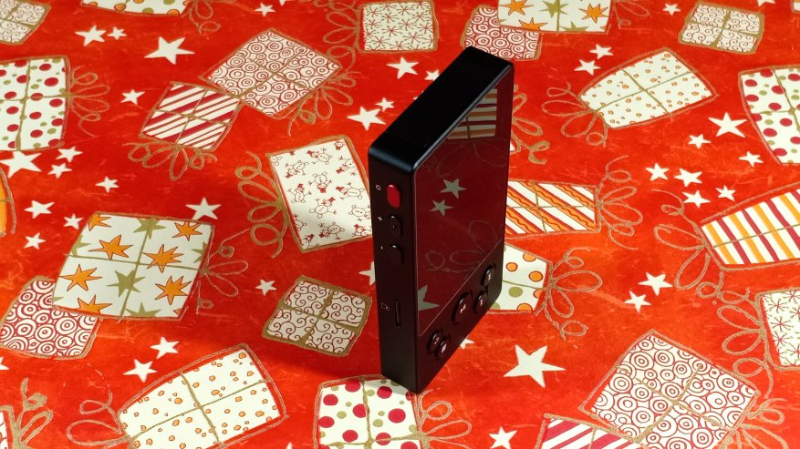 TomTop: Hi-Fi-плеер xDuoo X3 II (второй): лучший подарок для любителя музыки