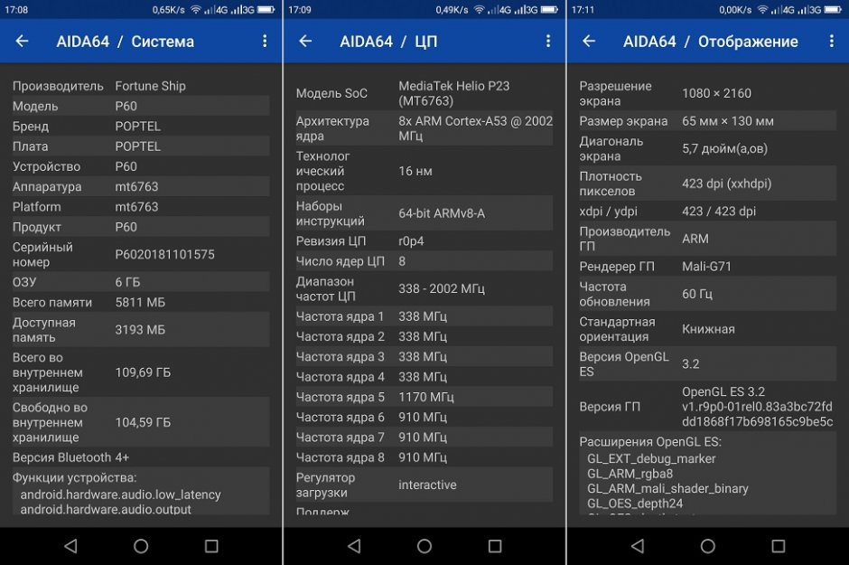 AliExpress: Poptel P60: обзор бронефона с защитой IP68, MIL-STD-810G, беспроводной зарядкой, NFC и памятью 6/128 ГБ