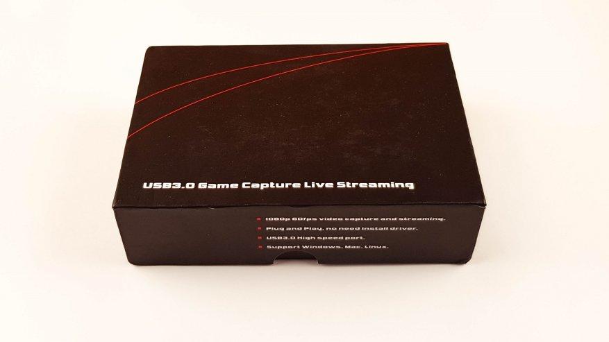 TomTop: Устройство видеозахвата Ezcap261 с возможностью записи 1080p/60 FPS