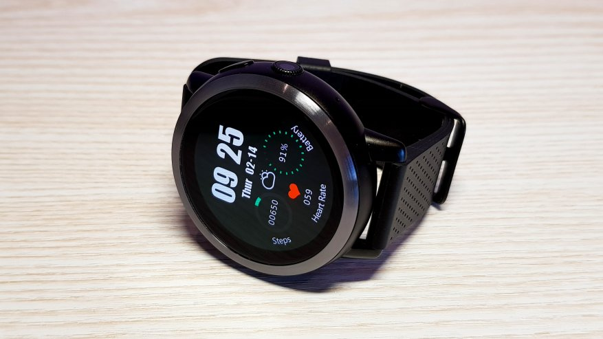 TomTop: Обзор LEMFO LEM8: умные часы с круглым AMOLED экраном, операционной системой Android и поддержкой 4G LTE