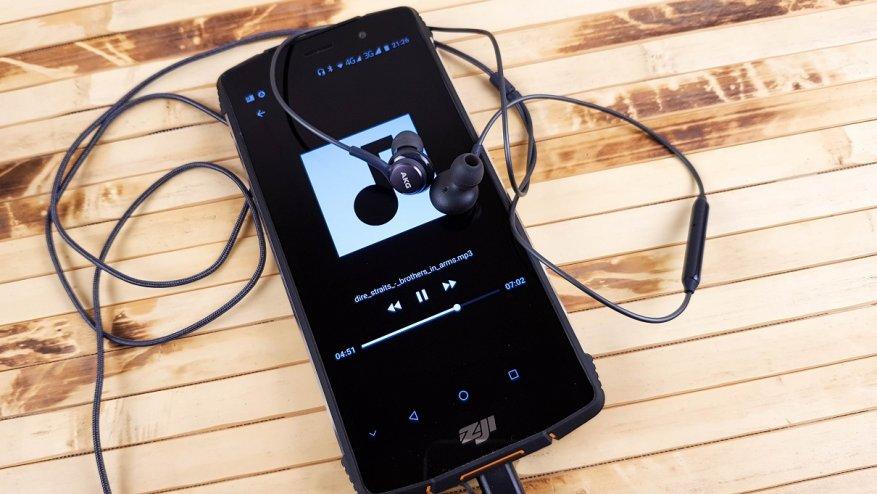 AliExpress: Обзор смартфона Homtom Zoji Z11: колосс на глиняных ногах. Аккумулятор 10000 mAh и защита IP68