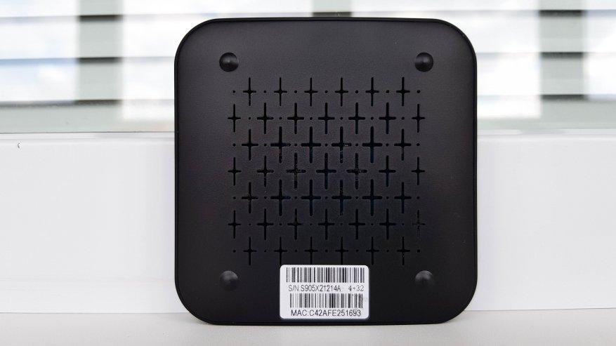 TomTop: TV box T95X2 на Amlogic S905X2: обзор и сравнение с приставками на Amlogic S905Y2