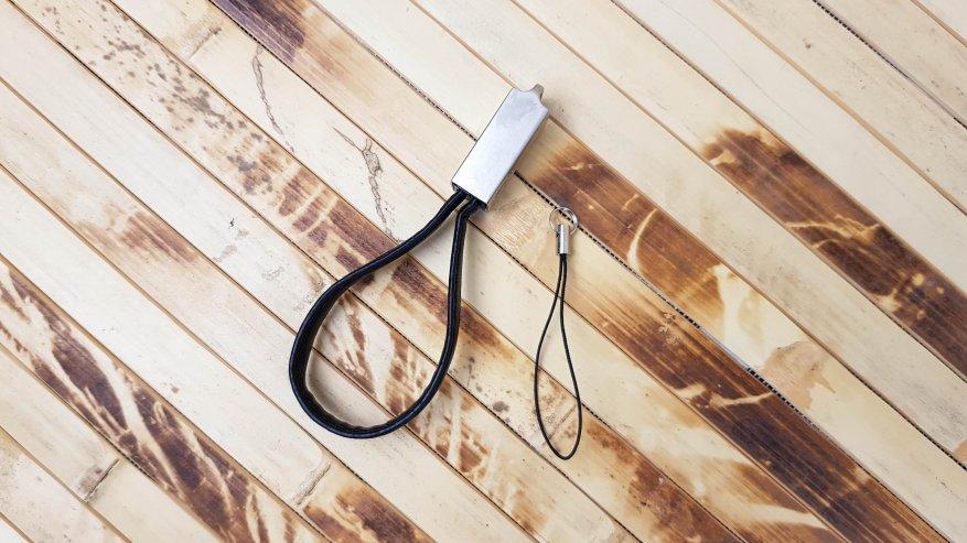 AliExpress: Дешевый магнитный кабель Floveme и компактный кабель в виде темляка