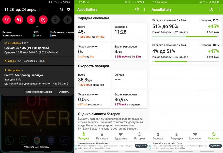 AliExpress: Беспроводное зарядное устройство Seneo с поддержкой технологии Fast Charge