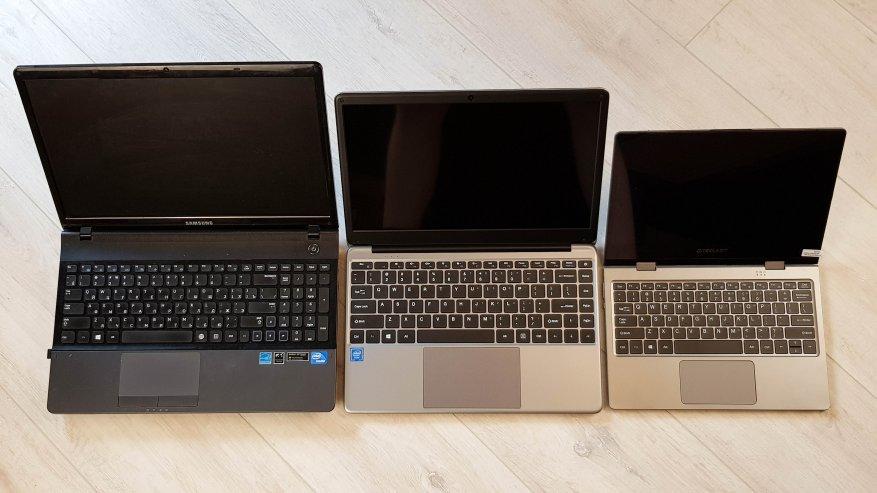 Chuwi HeroBook обзор ноутбука