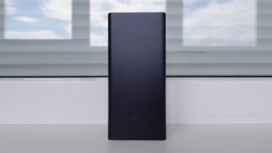 AliExpress: Xiaomi ZMI Powerbank Aura 20000 мА·ч: обзор, разборка, тестирование