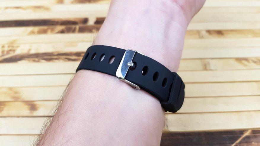 TomTop: Обзор Lemfo M1: фитнес-браслет с беспроводными TWS-наушниками. Такого вы еще не видели!..