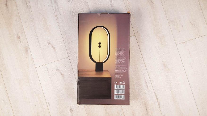 Магазины Китая: Дизайнерская лампа Allocacoc Heng с уникальным магнитным выключателем