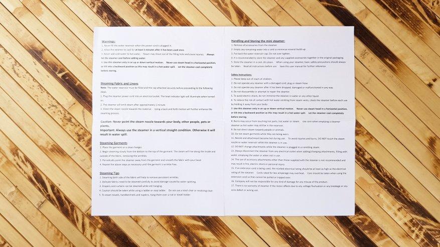 AliExpress: Как я дома все вещи перегладил: обзор недорогого парового утюга